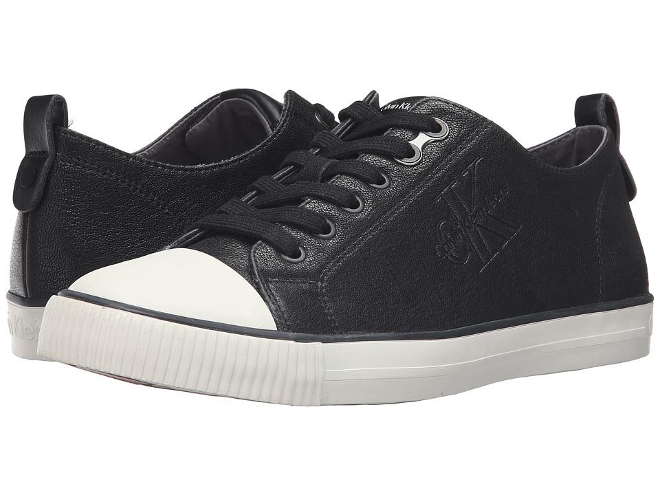 Calvin Klein Jeans - Arturo (Black Oily Tumbled) Men's Shoes