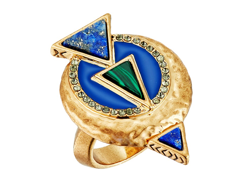 House of Harlow 1960 - Hymn Selene Ring (Lapis) Ring