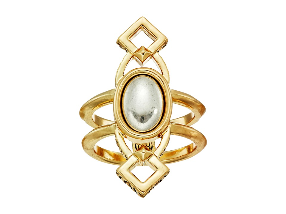 House of Harlow 1960 - Lady Grace Ring (Silver) Ring