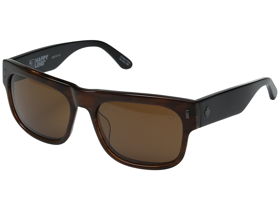 Spy Optic - Hennepin (Sepia/Black/Happy Bronze) Sport Sunglasses