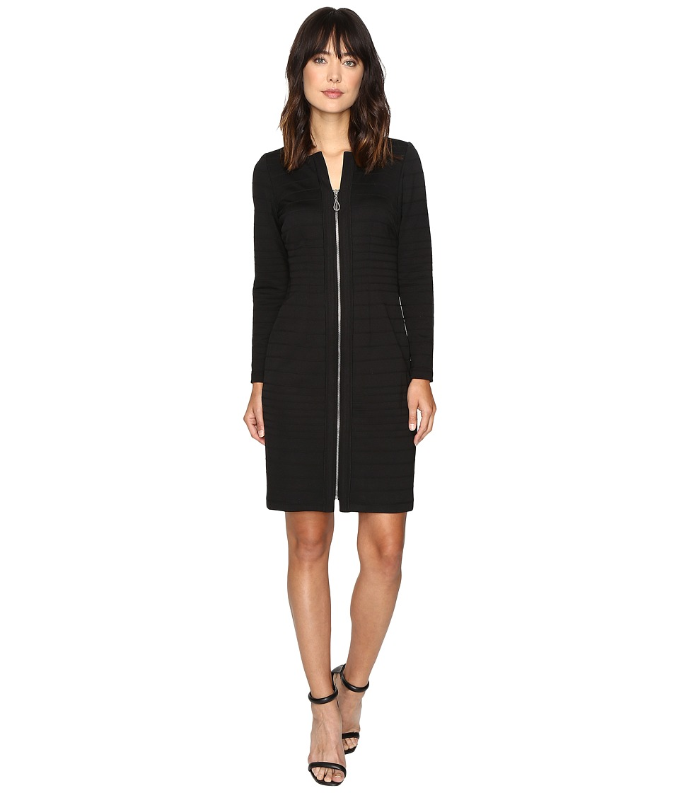 Christin Michaels - Charade Dress (Black) Women's Dress