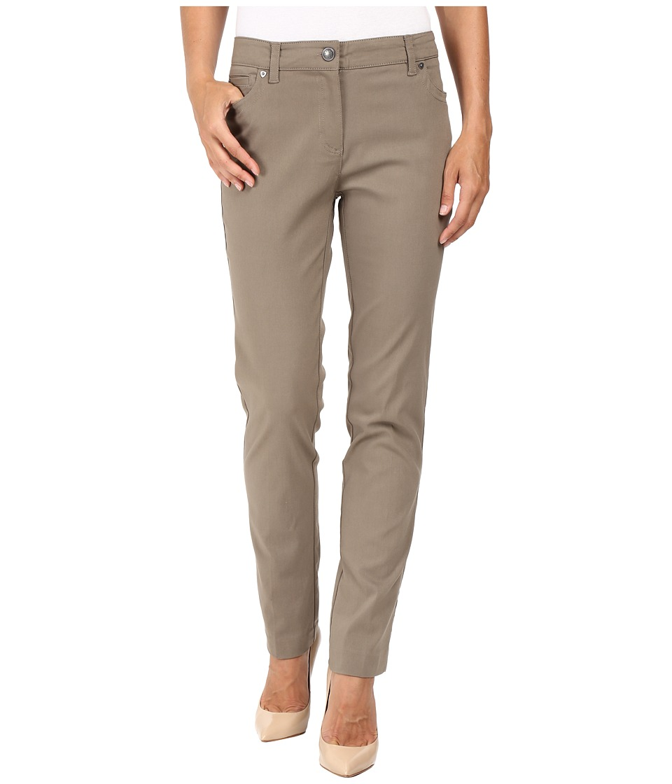 Christin Michaels - Ginseng Pants (Taupe) Women's Casual Pants