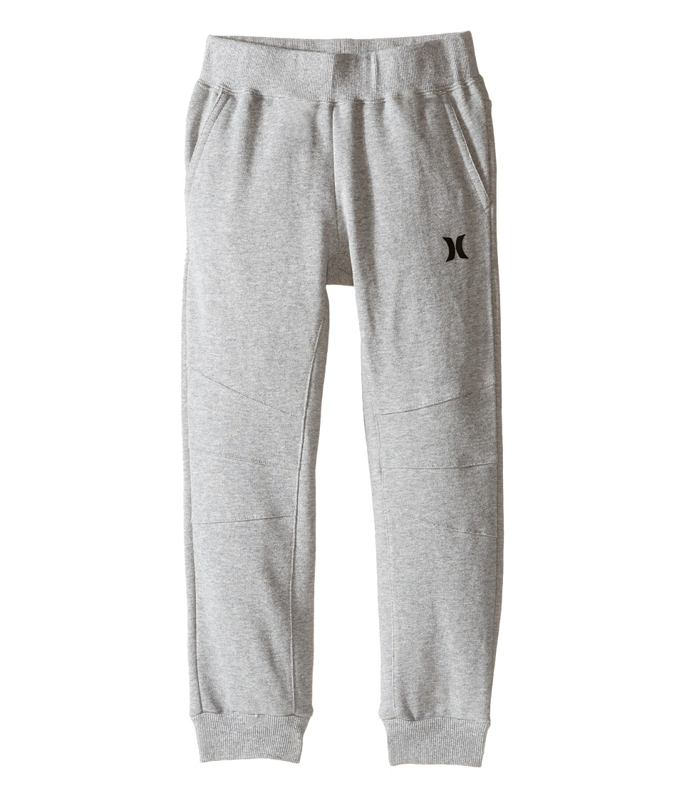 Hurley Kids - Varsity French Pants (Little Kids) (Dark Grey Heather) Boy's Casual Pants