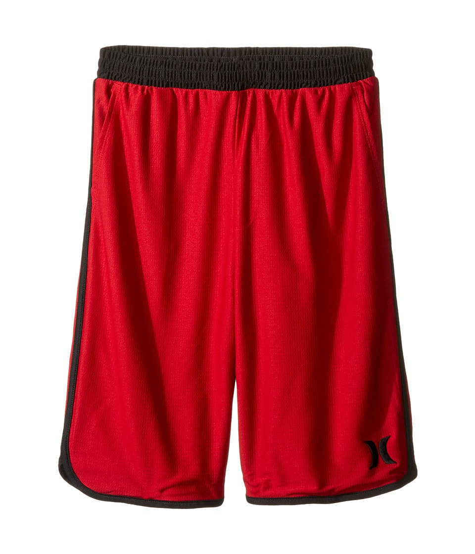 Hurley Kids - Huntington Shorts (Big Kids) (Gym Red) Boy's Shorts