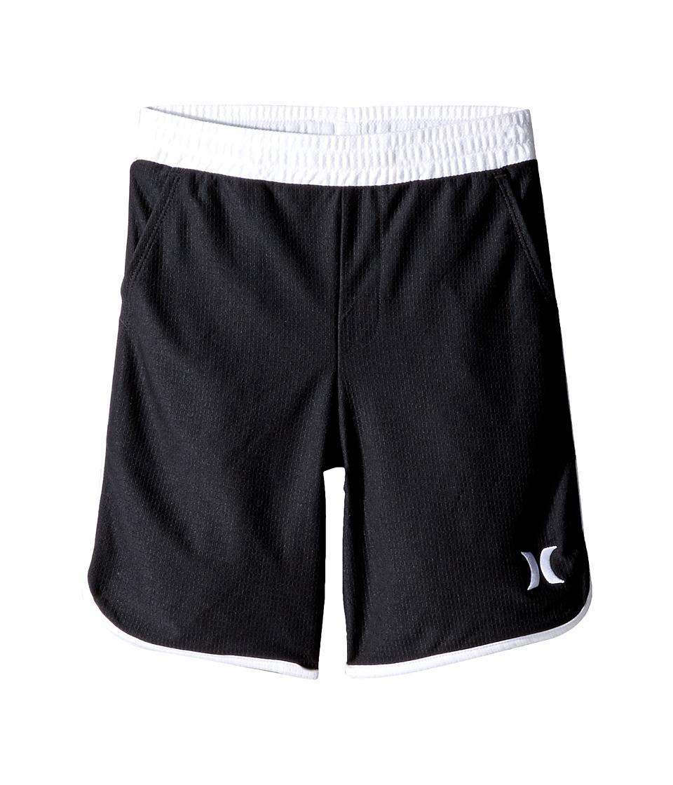 Hurley Kids - Huntington Shorts (Little Kids) (Black) Boy's Shorts