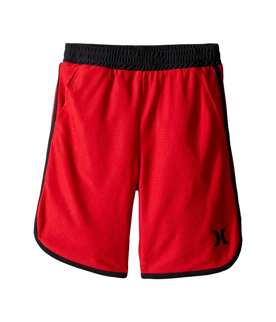 Hurley Kids - Huntington Shorts (Little Kids) (Gym Red) Boy's Shorts