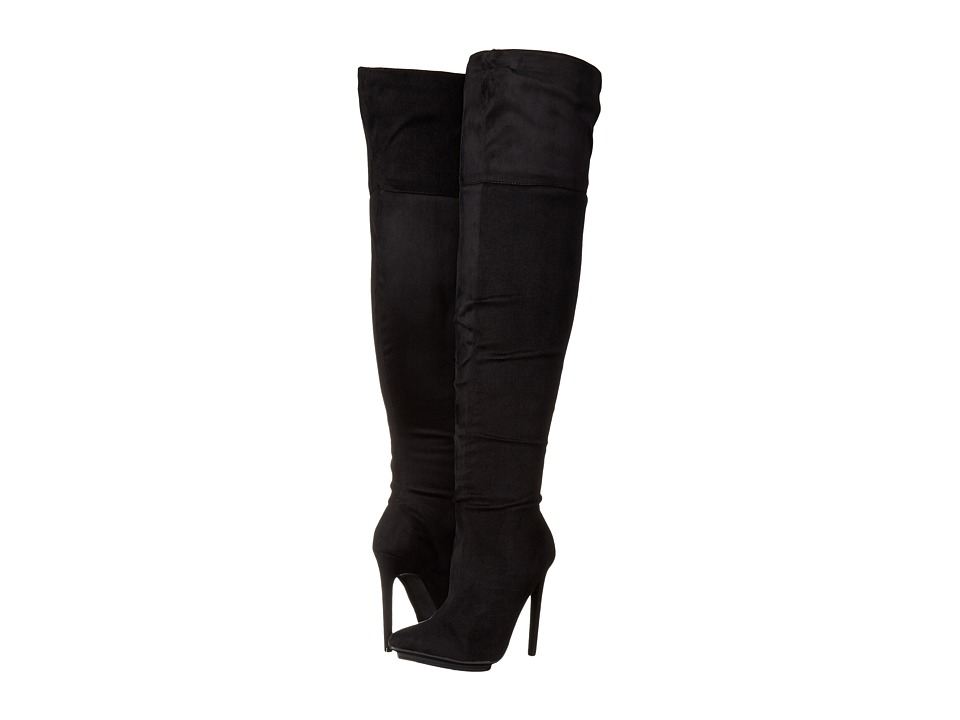 Michael Antonio - Woosey (Black) Women's Pull-on Boots