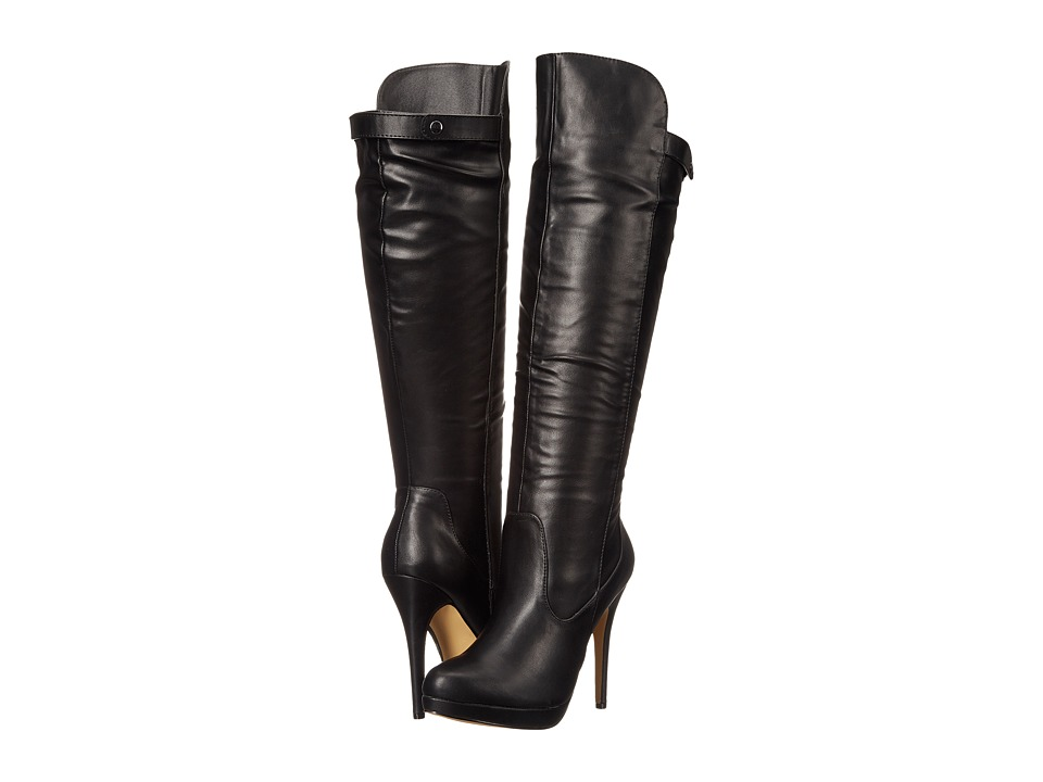 Michael Antonio - Tayla (Black) Women's Pull-on Boots