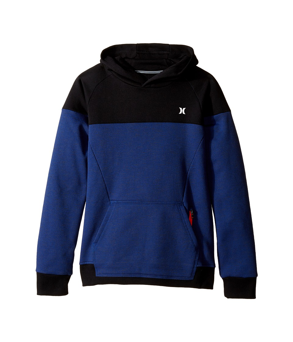 Hurley Kids - Legion Fleece Pullover (Big Kids) (Lyon Blue) Boy's Clothing