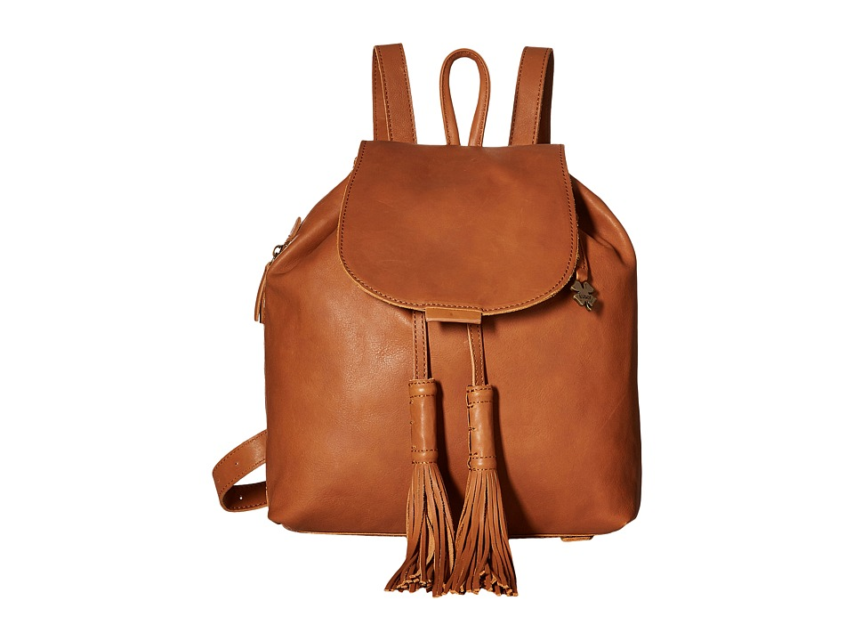 Lucky Brand - Jordan Backpack (Tobacco) Backpack Bags