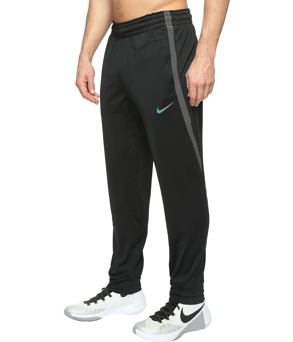 Nike - Elite Basketball Pant (Black/Black/Black) Men's Casual Pants