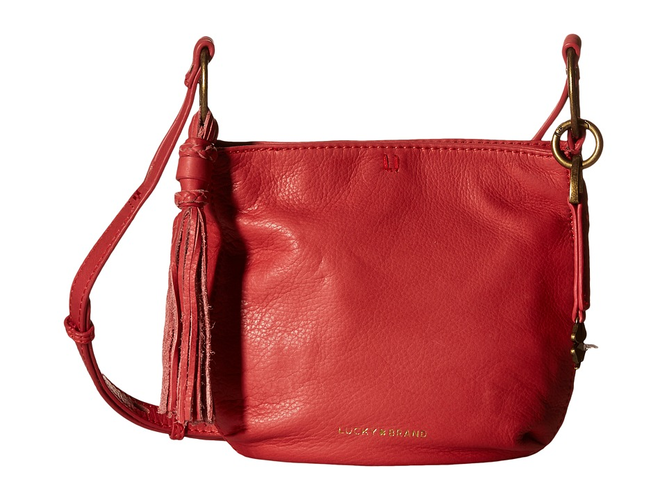 Lucky Brand - Athena Crossbody (Sunset) Cross Body Handbags