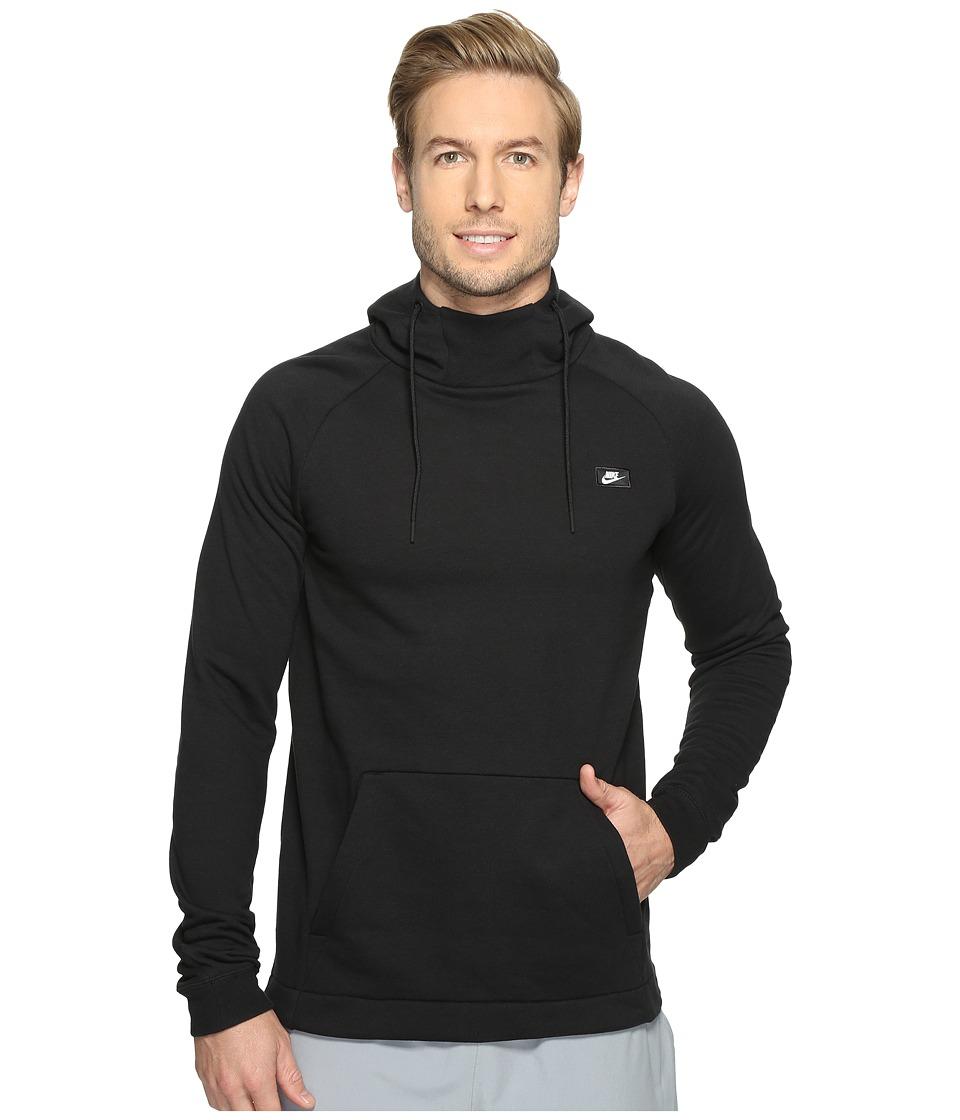 Nike Sportswear Modern Pullover Hoodie (Black) Men