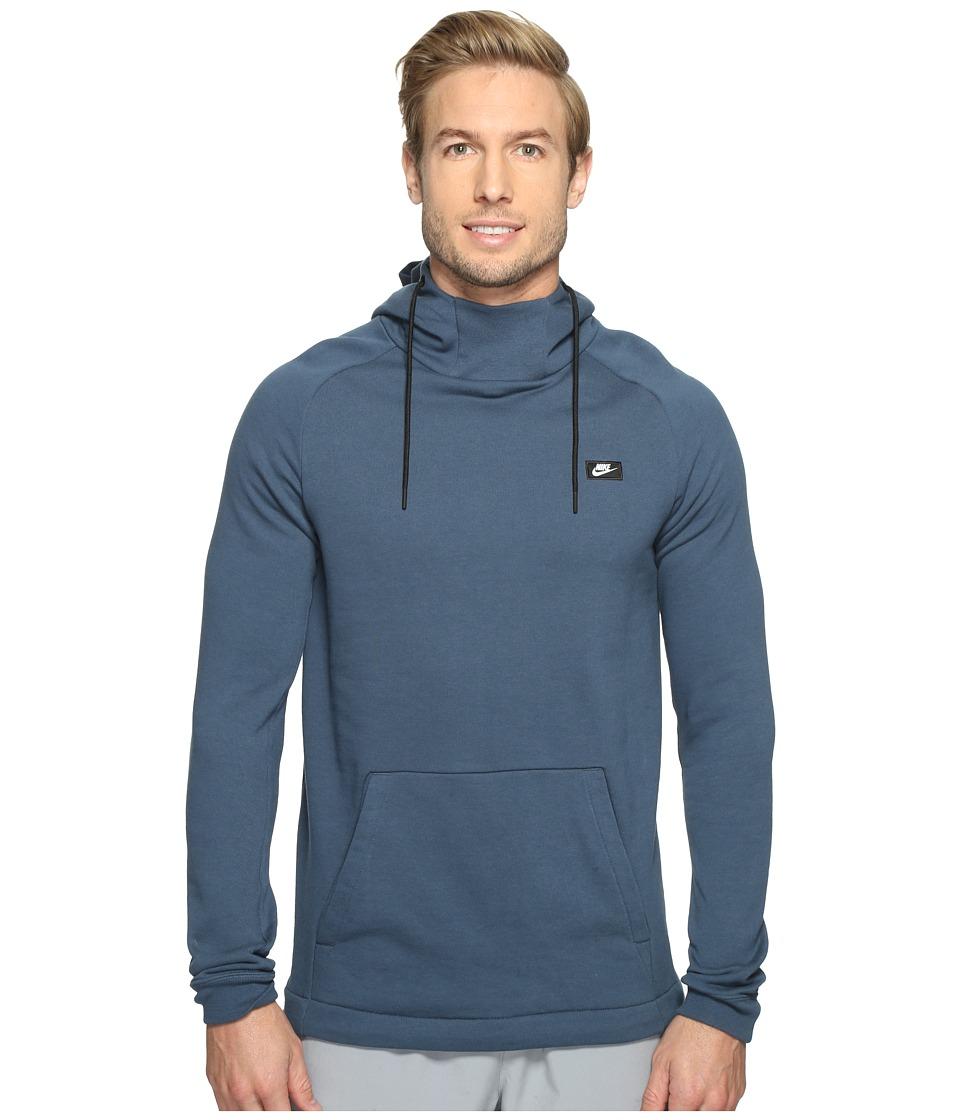 Nike - Sportswear Modern Pullover Hoodie (Squadron Blue) Men's Sweatshirt