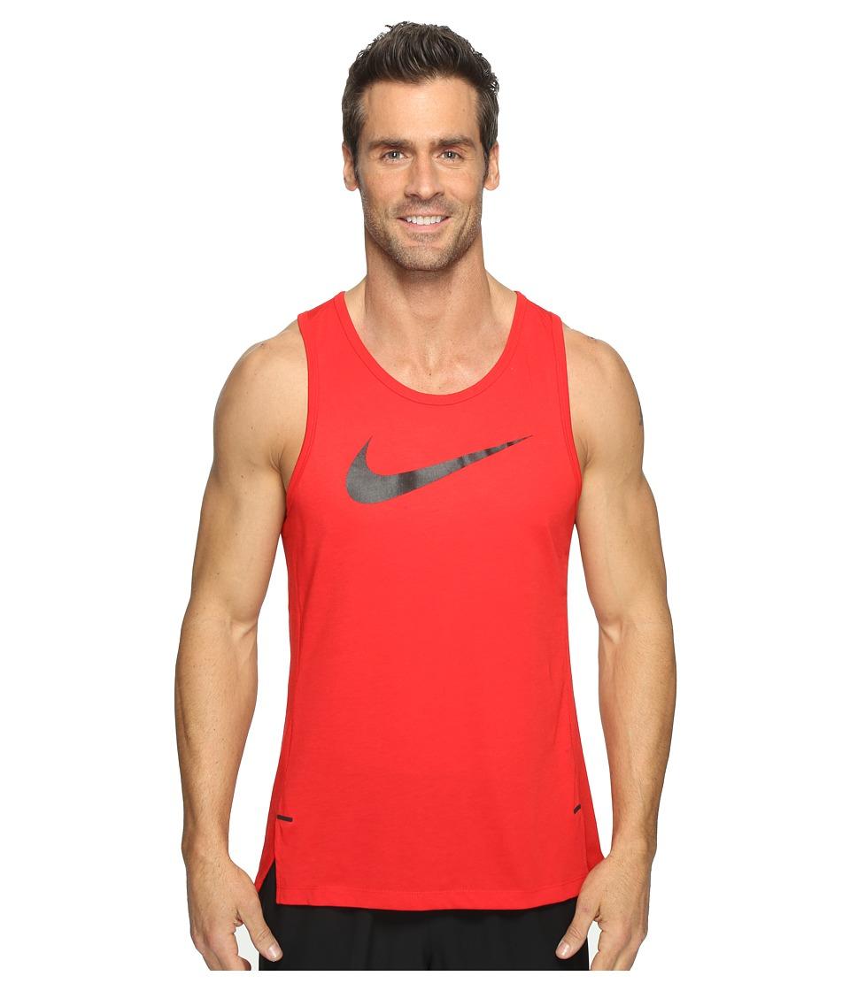 Nike - Dry Elite Basketball Tank (University Red/University Red/Black) Men's Sleeveless