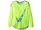 Nike Kids - Dri-FIT Modern Long Sleeve Graphic Top (Little Kids)