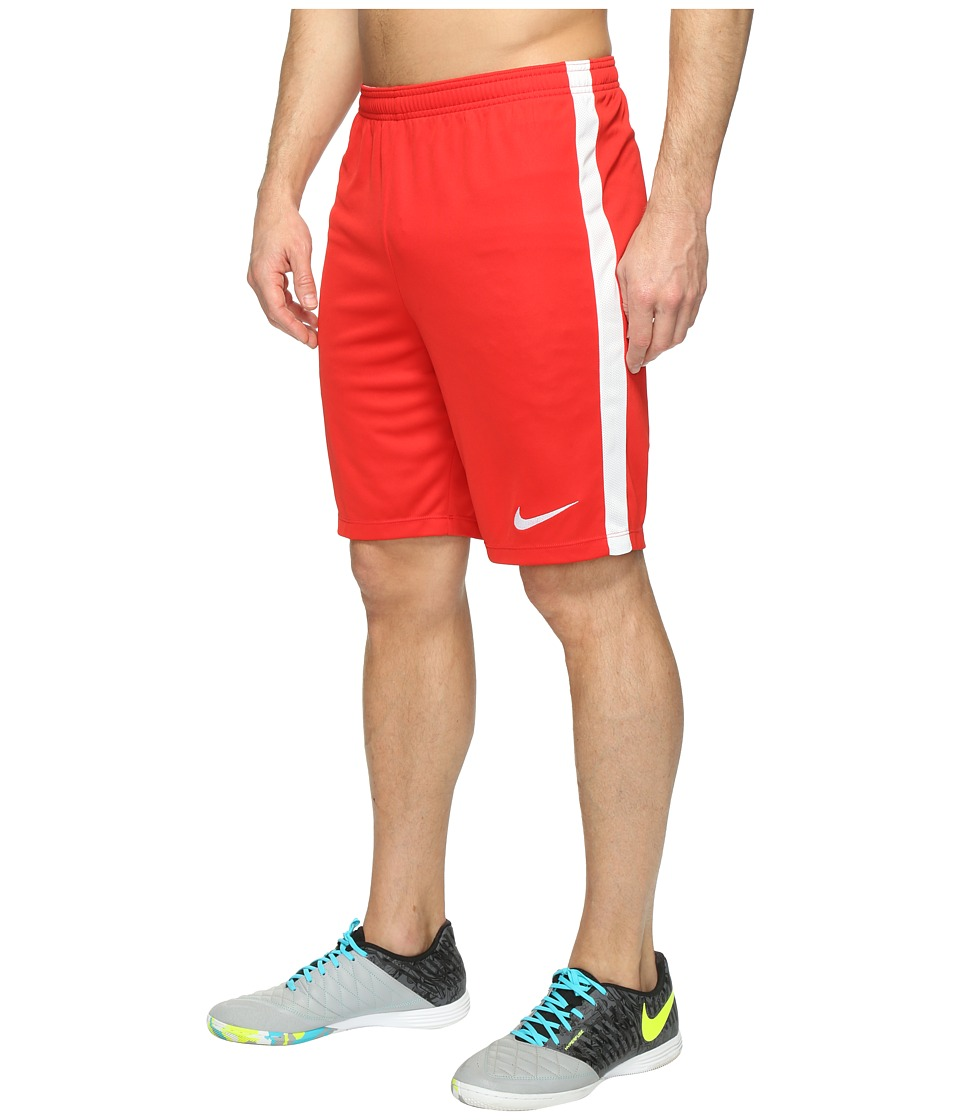 Nike Dry Academy Soccer Short (University Red/White/White/White) Men
