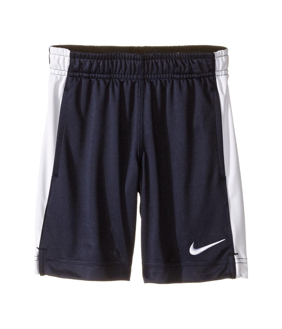 Nike Kids - Dry Fly Short (Toddler) (Obsidian) Boy's Shorts