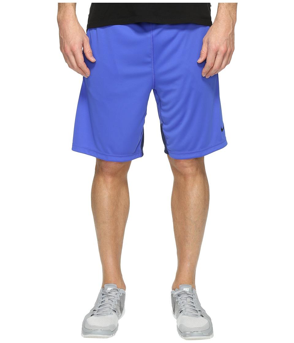 Nike Dry 9 Training Short (Paramount Blue/Binary Blue/Black) Men