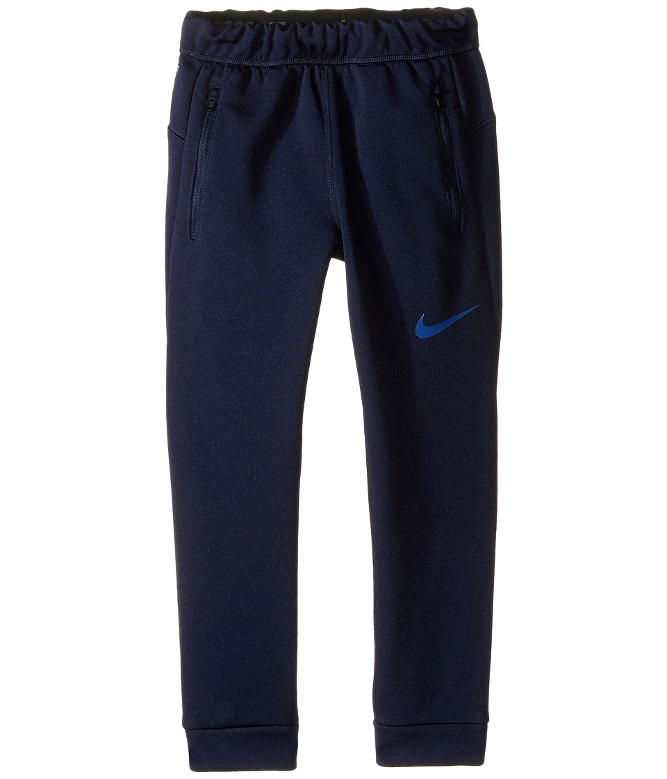 Nike Kids - Thermal Sphere Tapered Pants (Little Kids) (Obsidian) Boy's Casual Pants