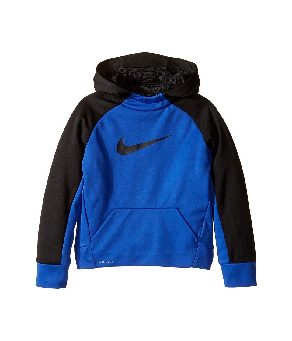 Nike Kids - Therma Pullover Hoodie (Toddler) (Game Royal) Boy's Sweatshirt