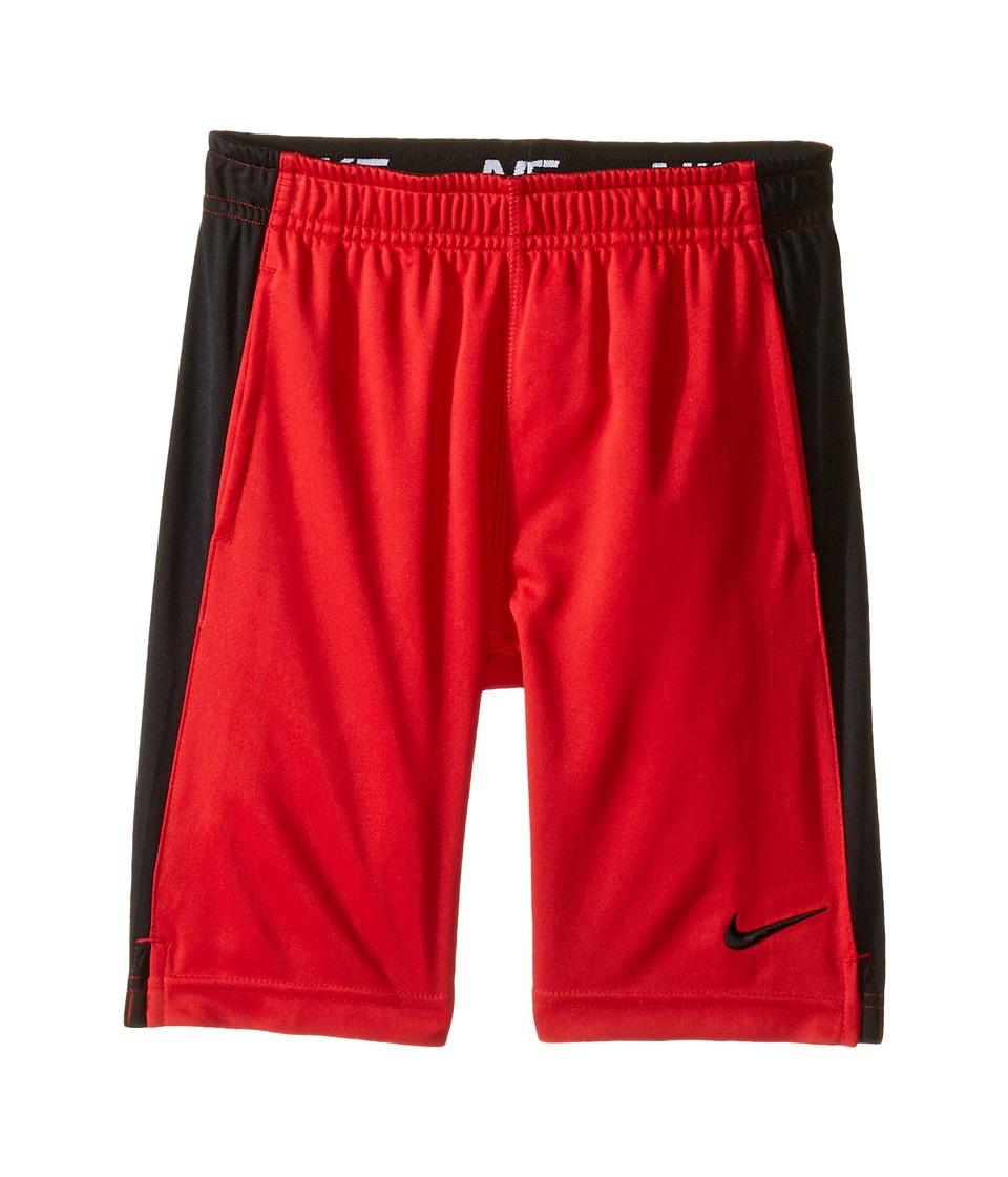 Nike Kids - Dry Fly Shorts (Little Kids) (University Red) Boy's Shorts