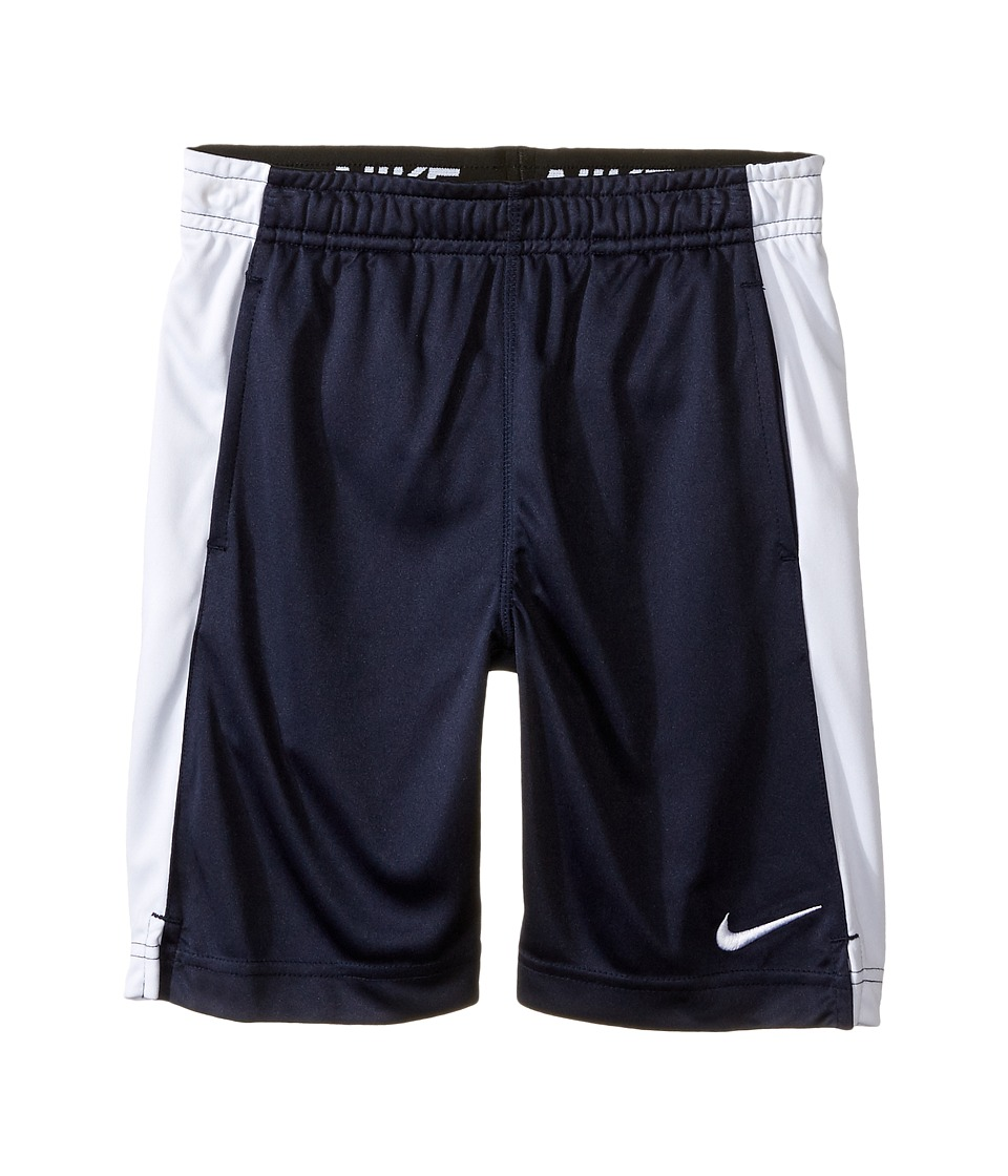 Nike Kids - Dry Fly Shorts (Little Kids) (Obsidian) Boy's Shorts