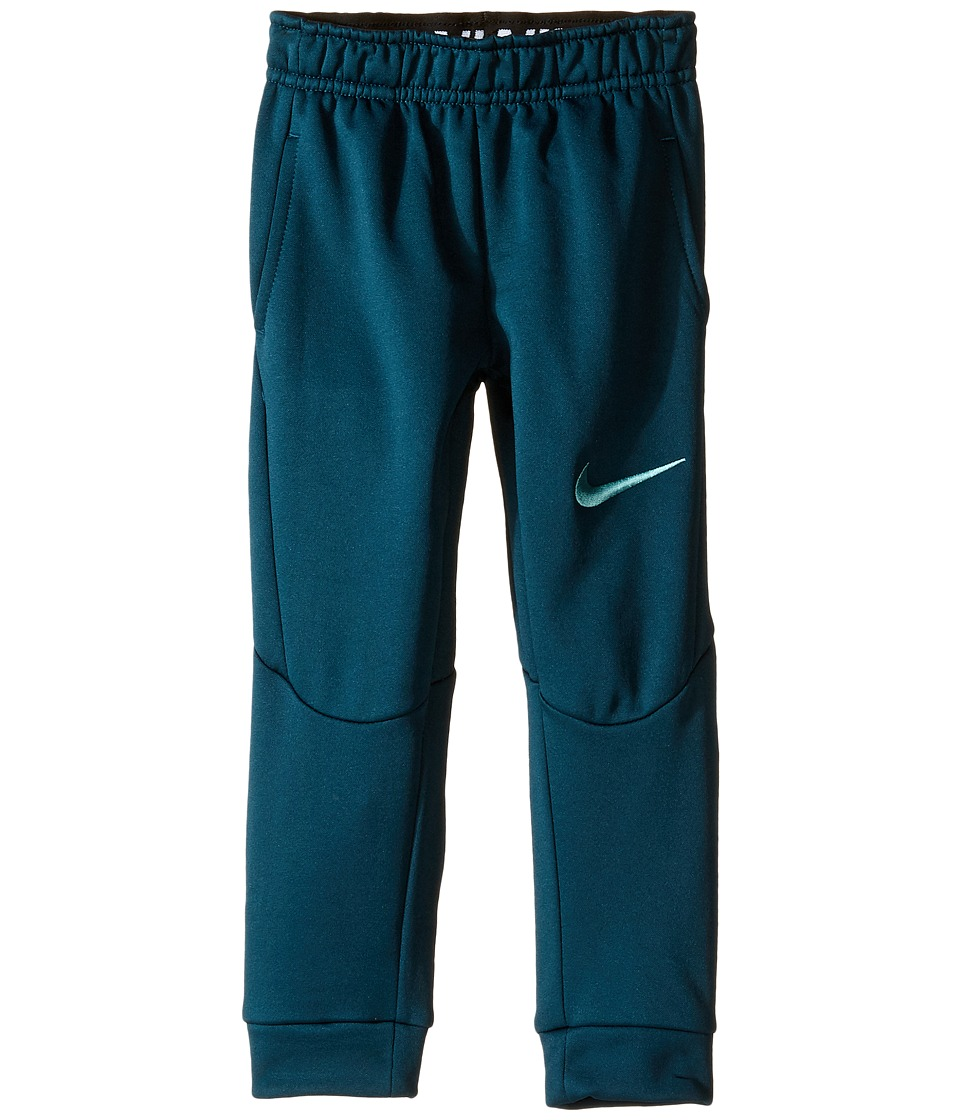 Nike Kids - Therma Tapered Pants (Toddler) (Midnight Turquoise) Boy's Casual Pants