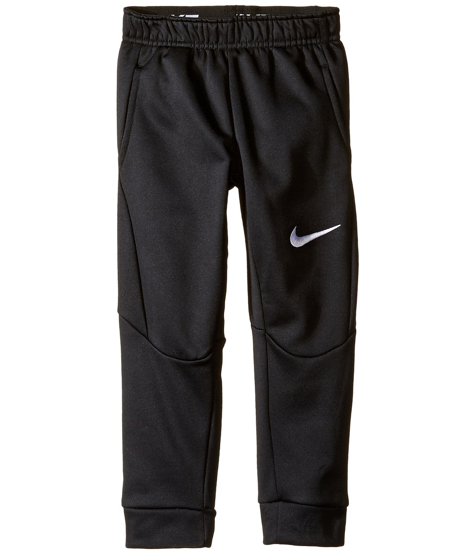 Nike Kids - Therma Tapered Pants (Toddler) (Black) Boy's Casual Pants