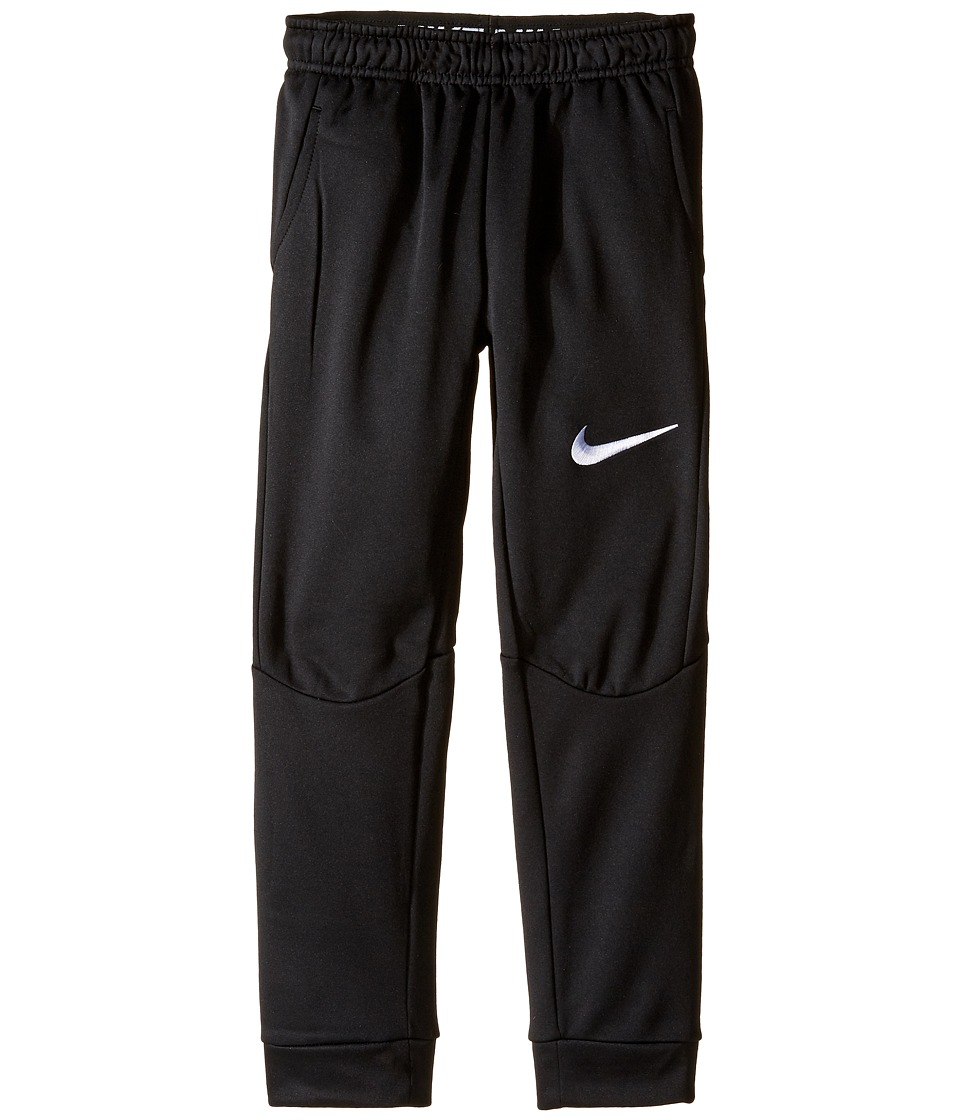 Nike Kids - Therma Tapered Pants (Little Kids) (Black) Boy's Casual Pants