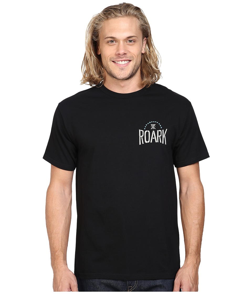 Roark - Dirty Seal Tee (Black) Men's T Shirt
