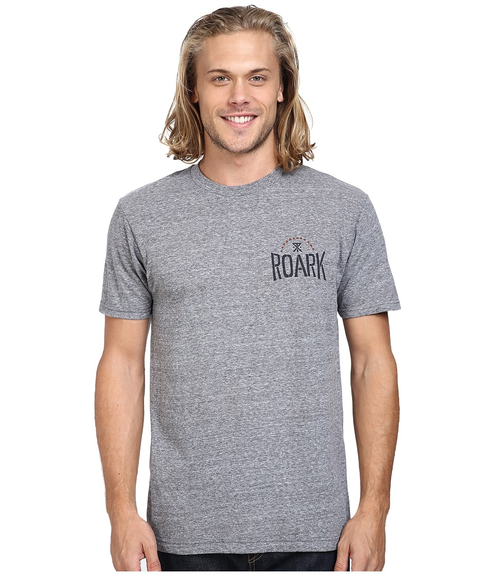 Roark - Dirty Seal Tee (Heather Grey) Men's T Shirt