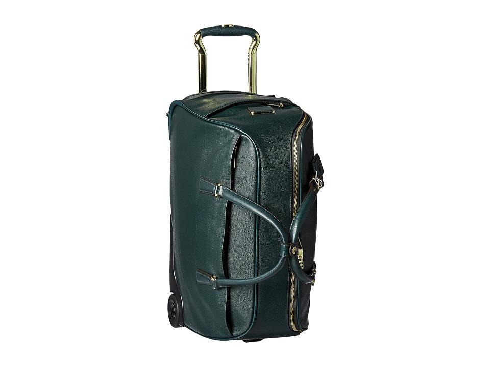 Tumi - Sinclair Hadley Wheeled Duffel (Pine) Duffel Bags