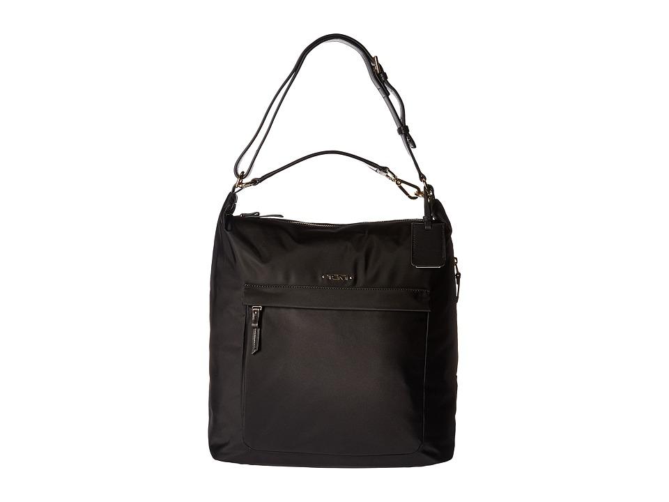 Tumi - Voyageur Natalia Hobo (Black) Hobo Handbags