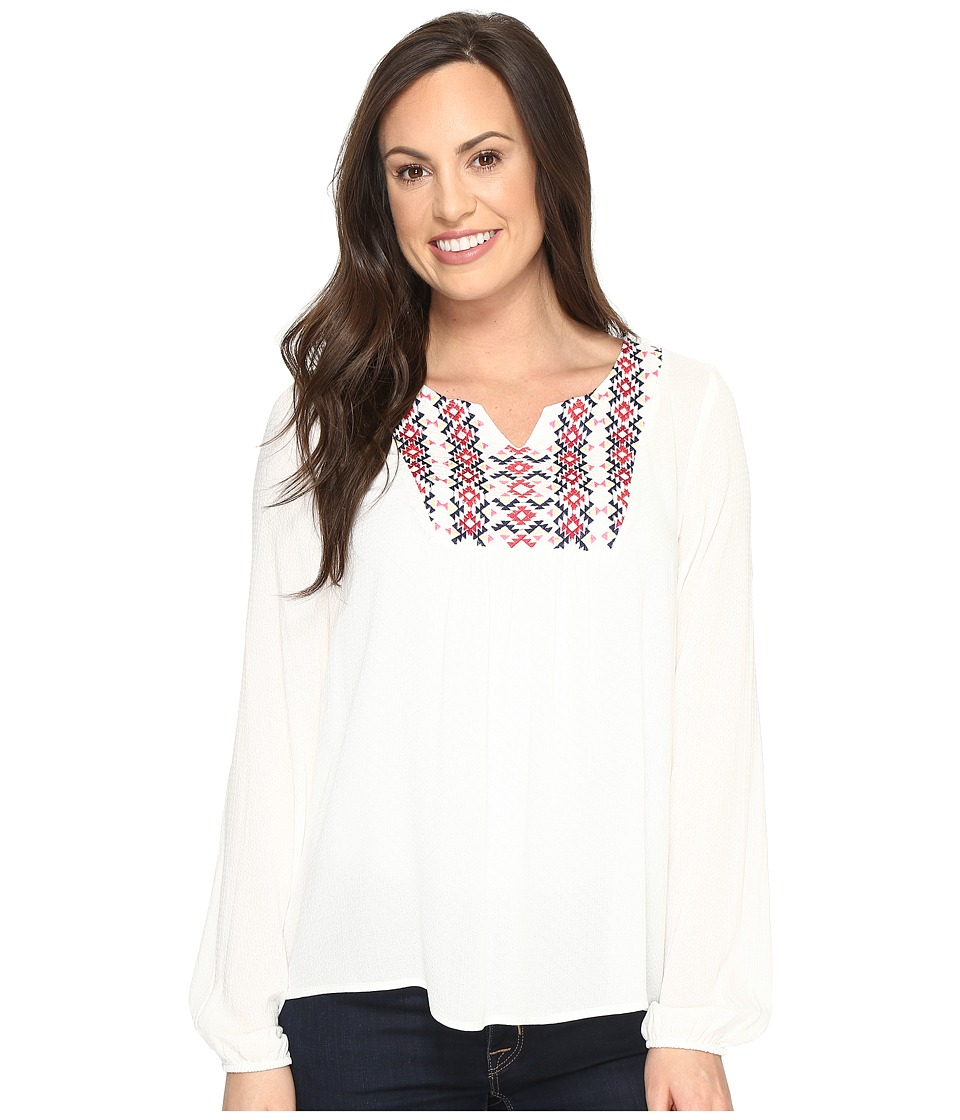 Ariat - Clovis Top (Cloud Dancer) Women's Blouse