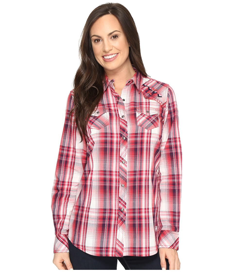 Ariat - Rio Snap Shirt (Multi) Women's Long Sleeve Button Up