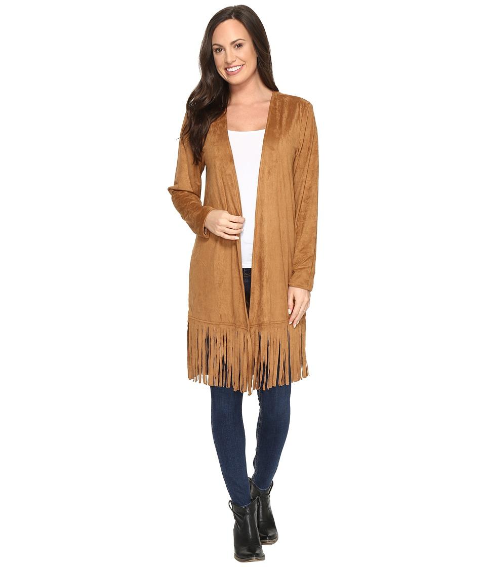 Ariat - Taos Duster (Cognac) Women's Sweater