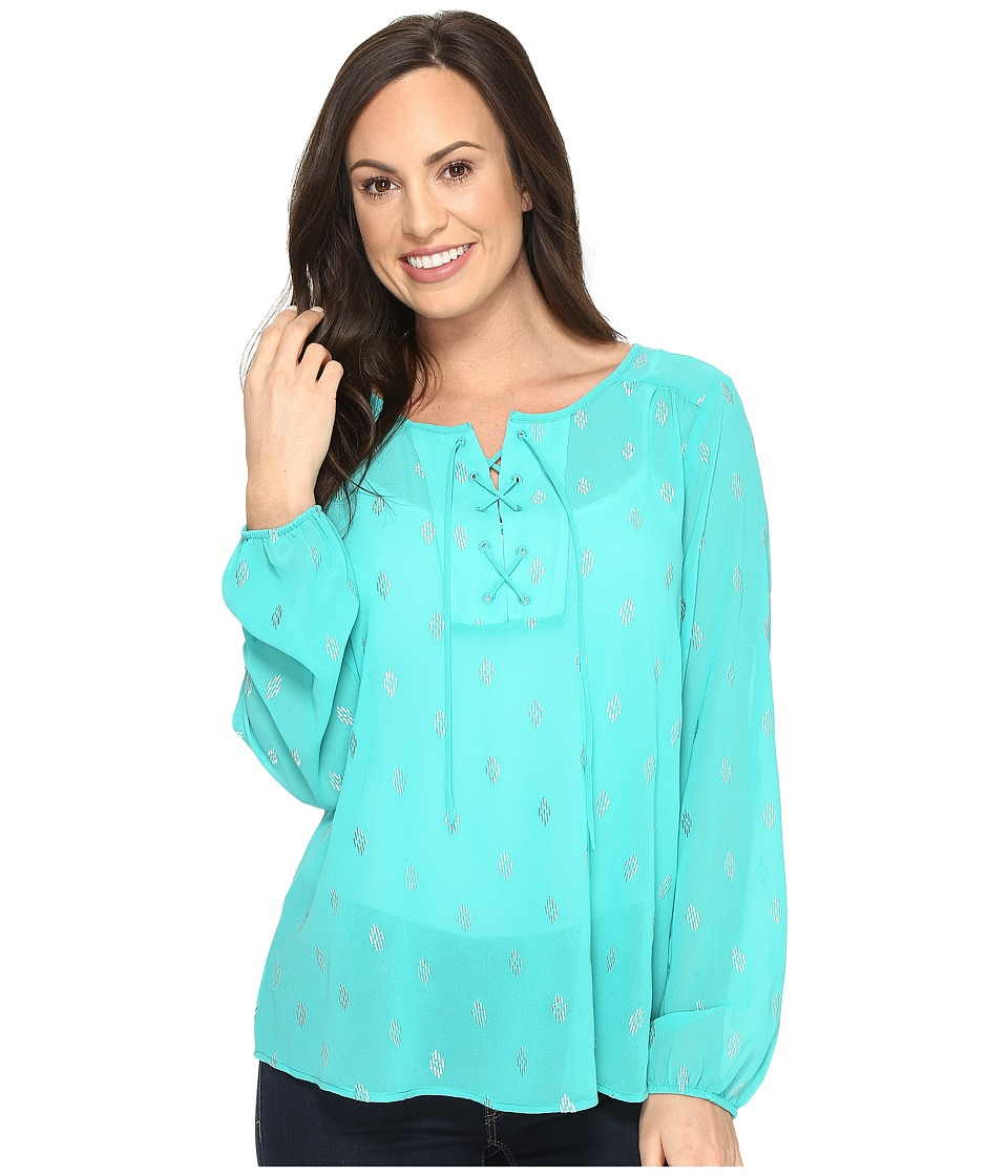 Ariat - Sugar Tunic (Swift Water) Women's Blouse