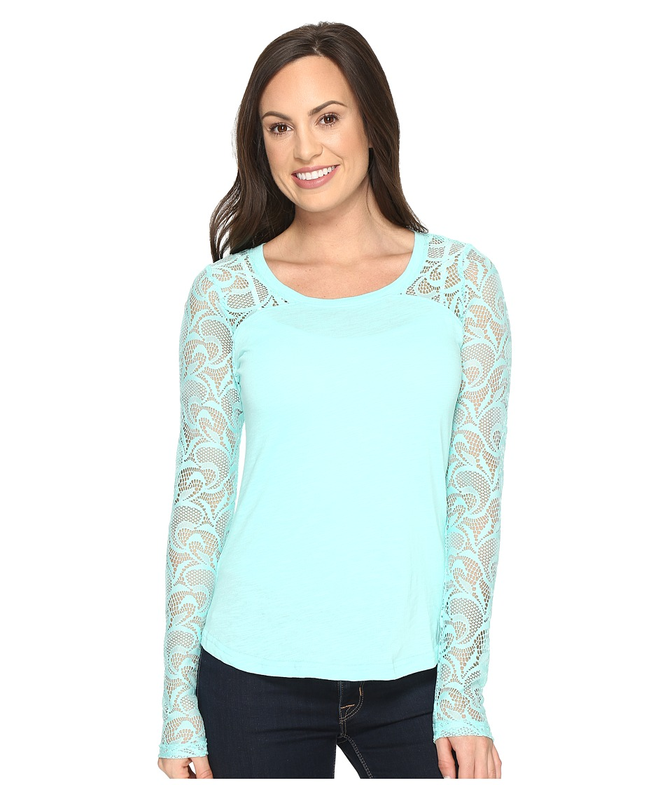 Ariat - Dolce Top (Sea Glass) Women's Clothing