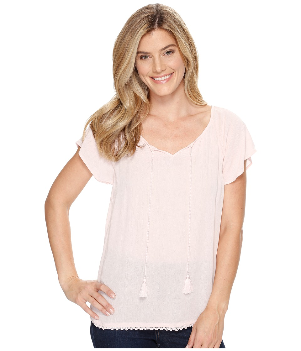 Ariat - Carrie Top (Caprise Pink) Women's Clothing