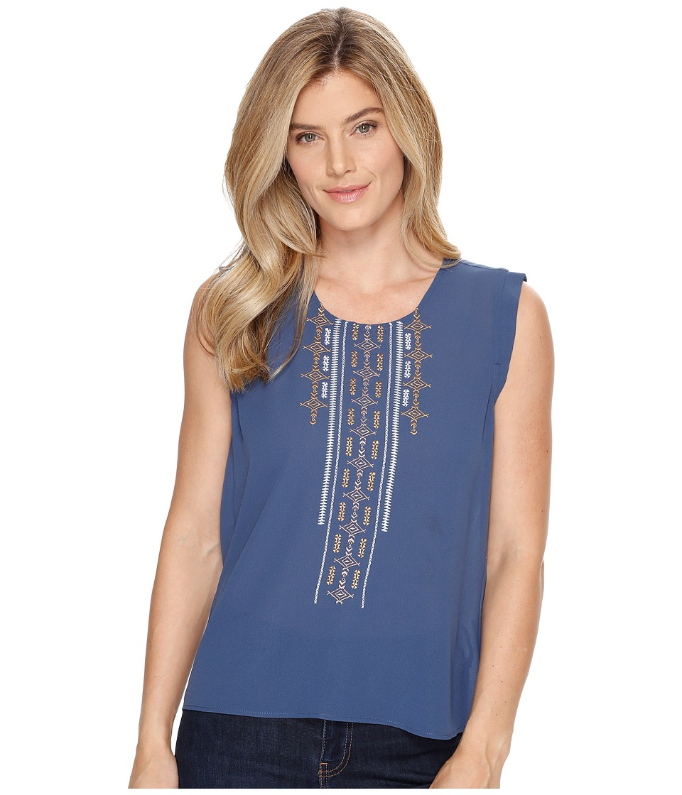 Ariat - Italy Top (Blue Flint) Women's Clothing