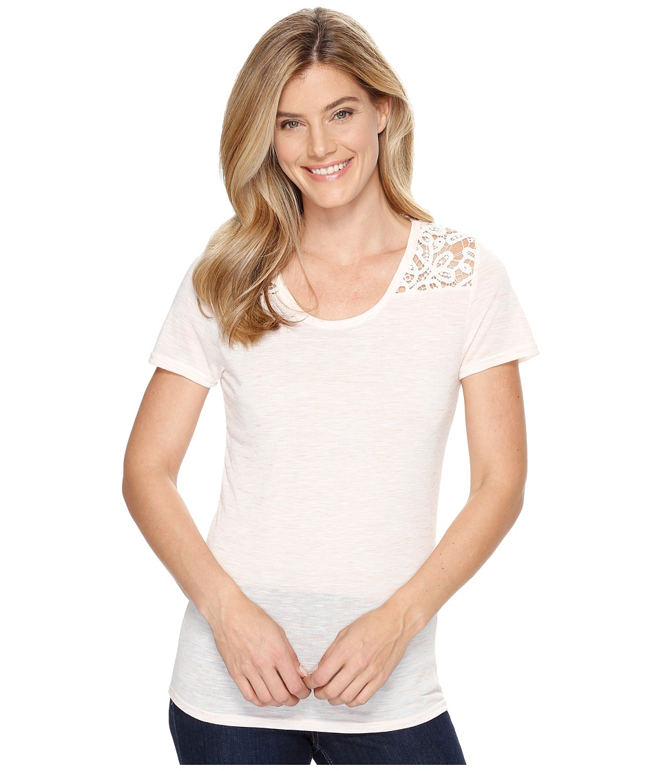 Ariat - Roma Top (Pale Flamingo) Women's Clothing