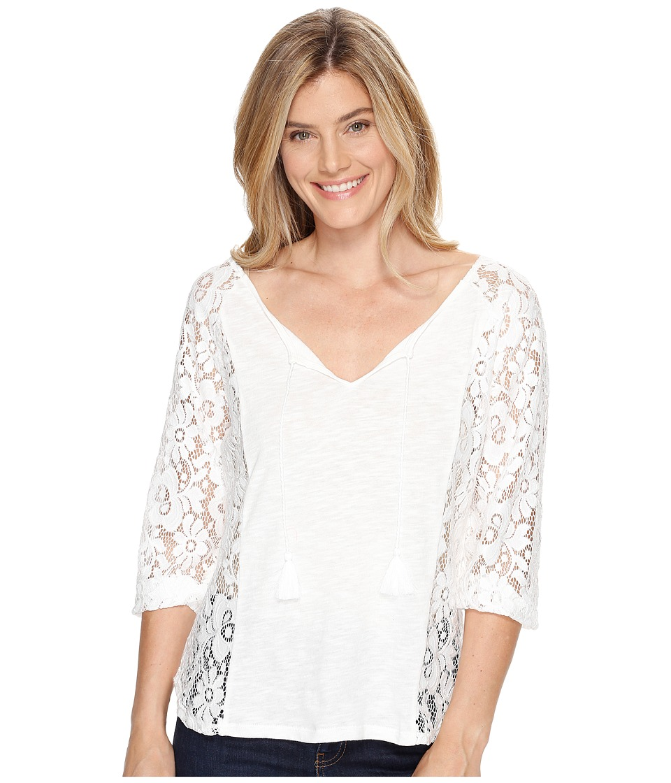 Ariat - Hannah Top (Cloud Dancer) Women's Blouse