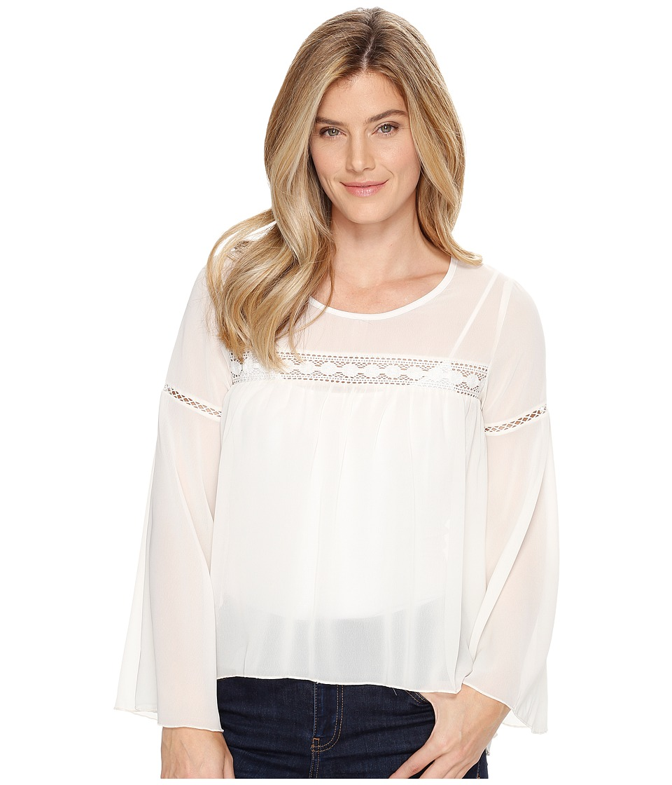 Ariat - Bella Top (Bella Ivory) Women's Clothing