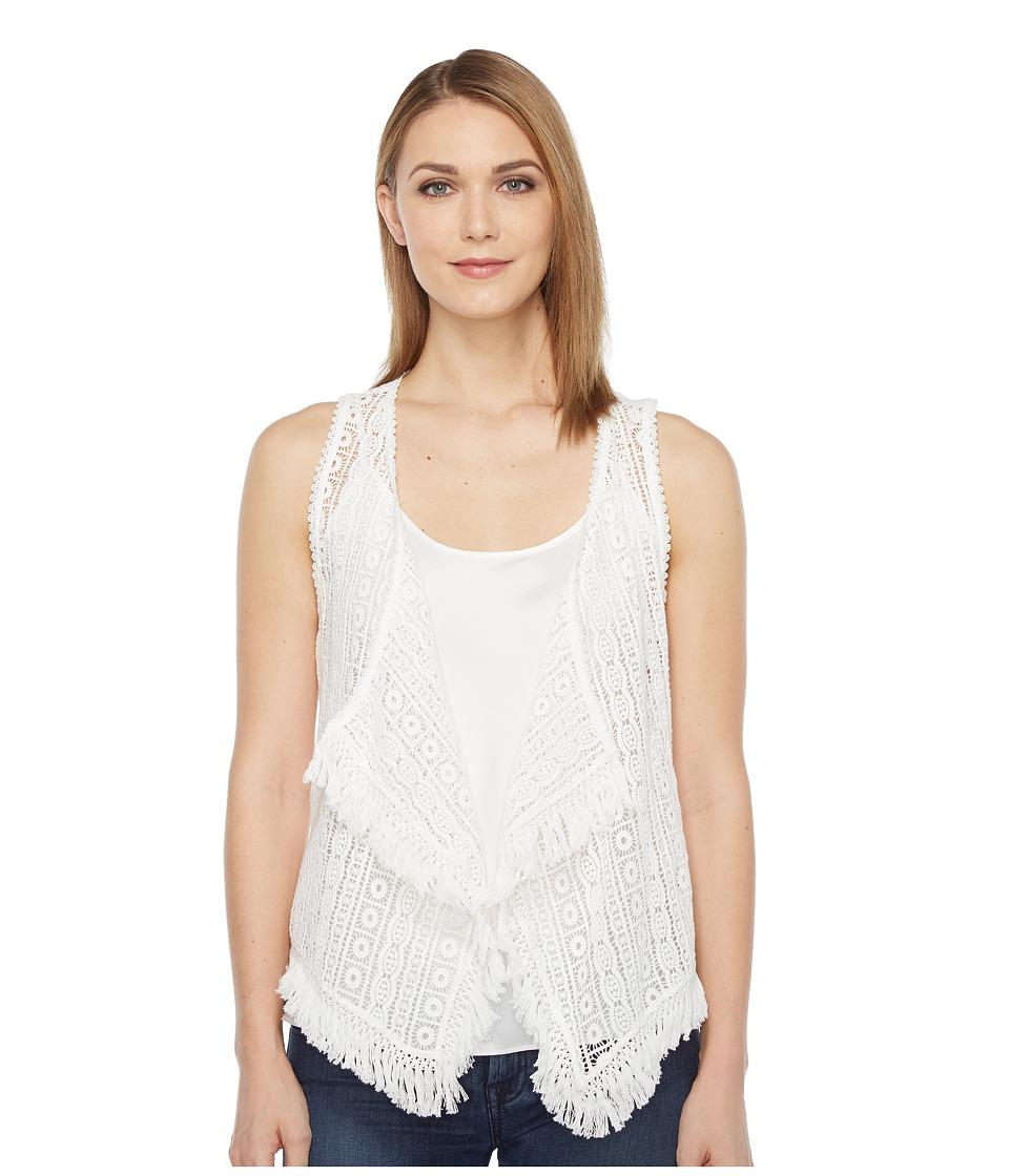 Ariat - Glena Vest (White) Women's Vest