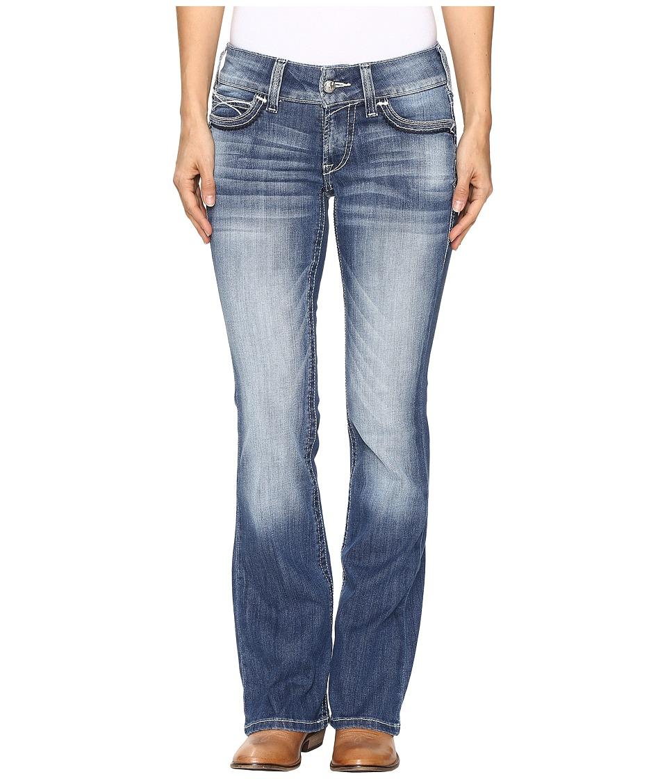 Ariat - R.E.A.L. Bootcut Sunrise (Dayton) Women's Jeans