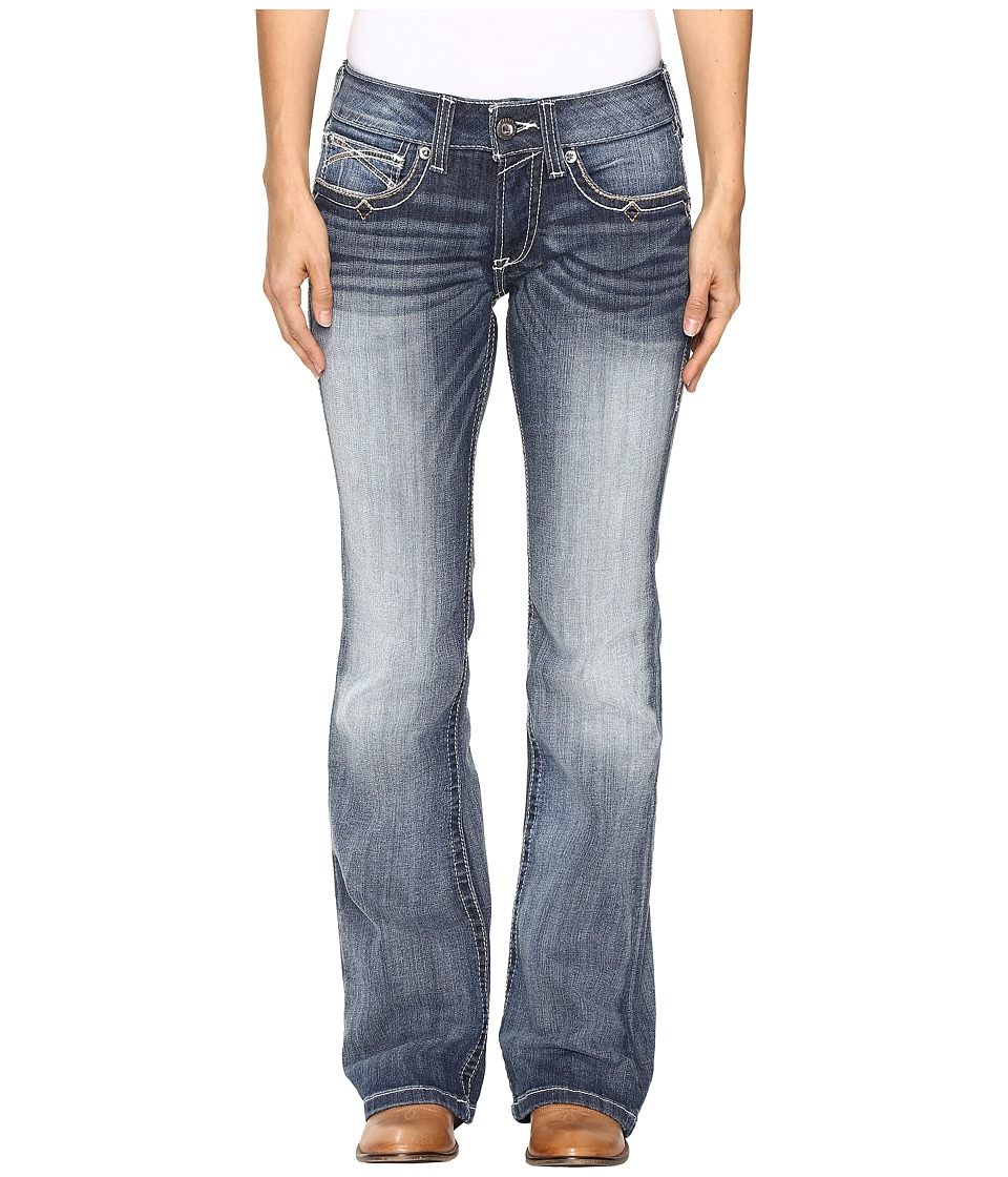 Ariat - R.E.A.L. Bootcut Remix (Moonstone) Women's Jeans