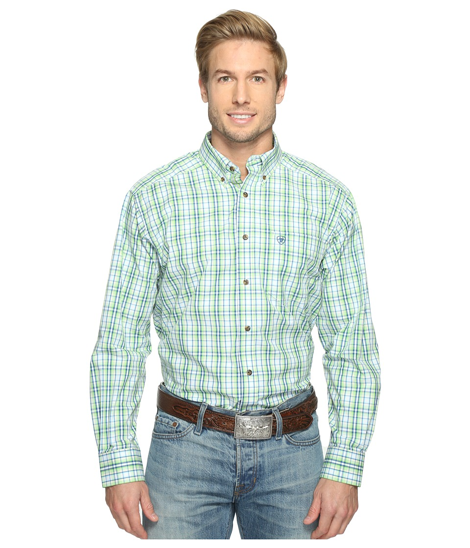 Ariat - Bradley Shirt (Multi) Men's Clothing