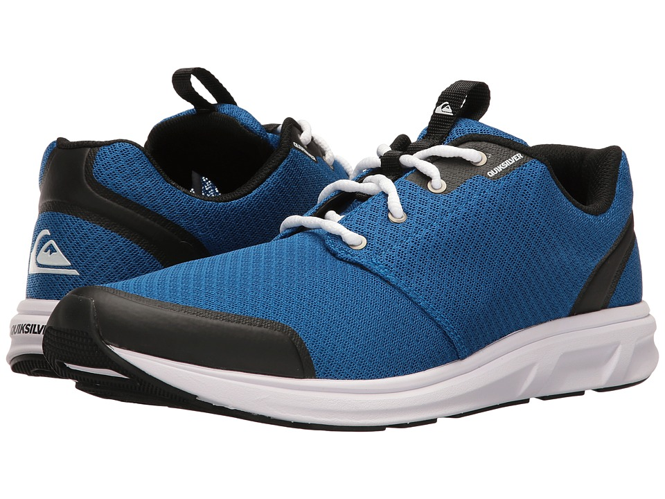 Quiksilver - Voyage (Blue/Blue/White) Men's Shoes