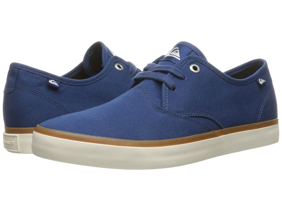 Quiksilver - Shorebreak (Blue/White/Blue) Men's Shoes